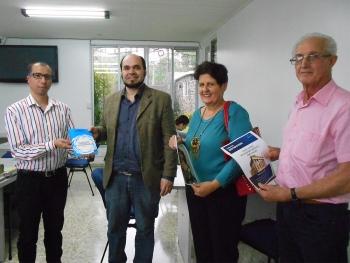 Professores da Unicruz participam de evento na Costa Rica