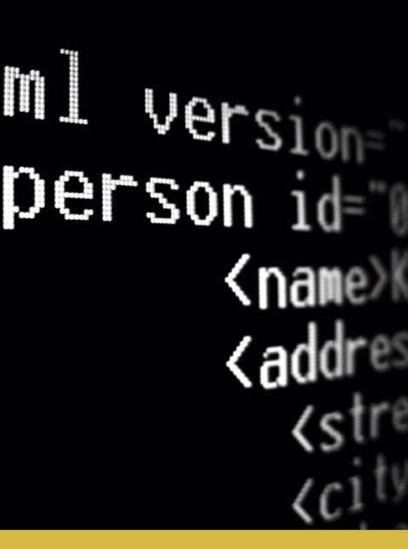 Estruturação de Dados em XML e Manipulação Através da Linguagem XQuery (Módulo 1)