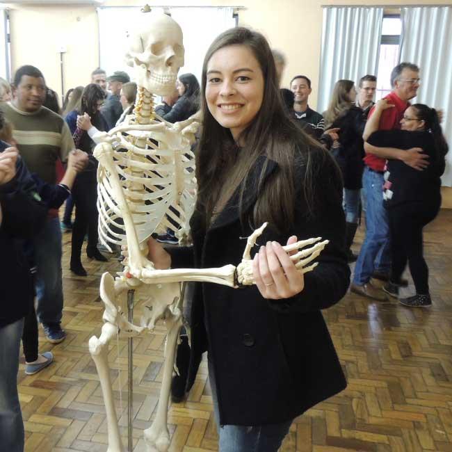 Sacudindo o esqueleto