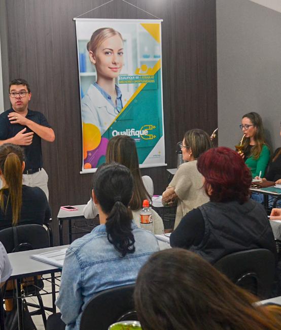 QualifiqueC Unicruz: novos cursos
