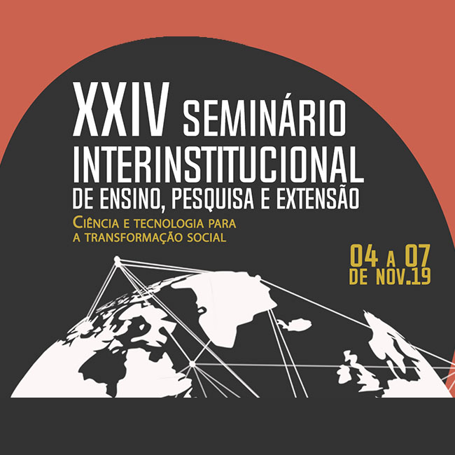 XXIV Seminário Interinstitucional