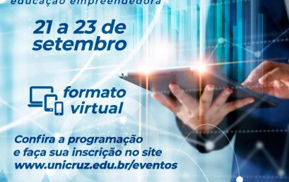 Evento EduTec Unicruz – Sebrae