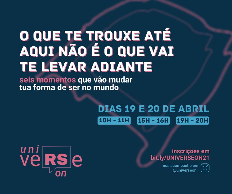 Start Unicruz convida para o Universe On