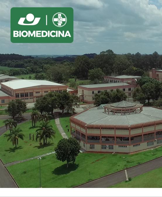 XVI Semana Acadêmica do Curso de Biomedicina