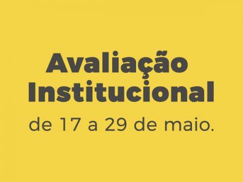 Avaliação Institucional 2021/1