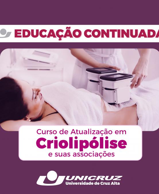 Curso de Criolipólise
