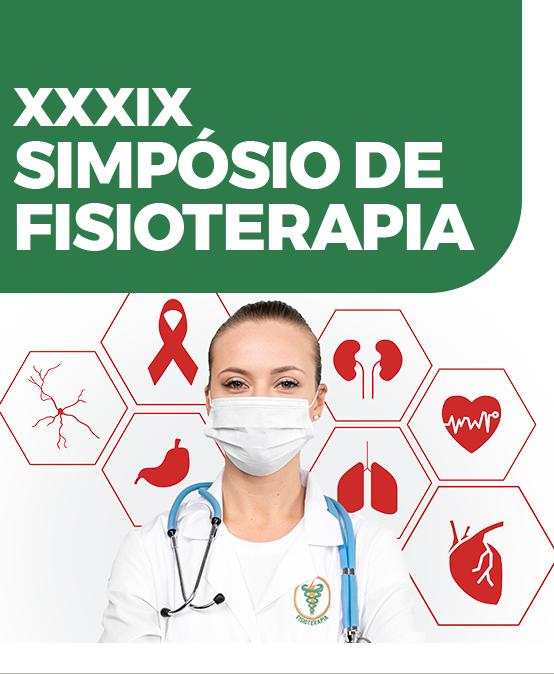 XXXIX Simpósio de Fisioterapia