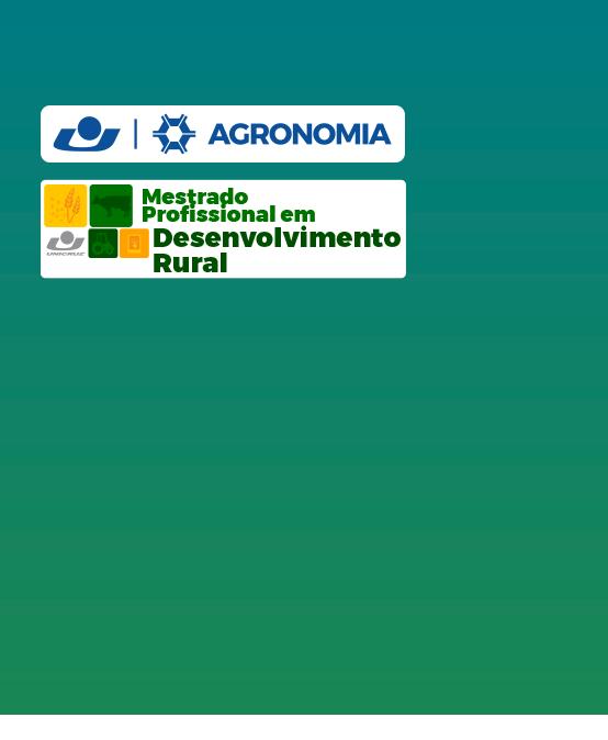 XXV Semana Acadêmica do Curso de Agronomia